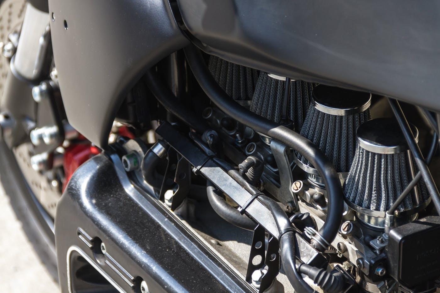 BMW K1100 by Greaser Garage