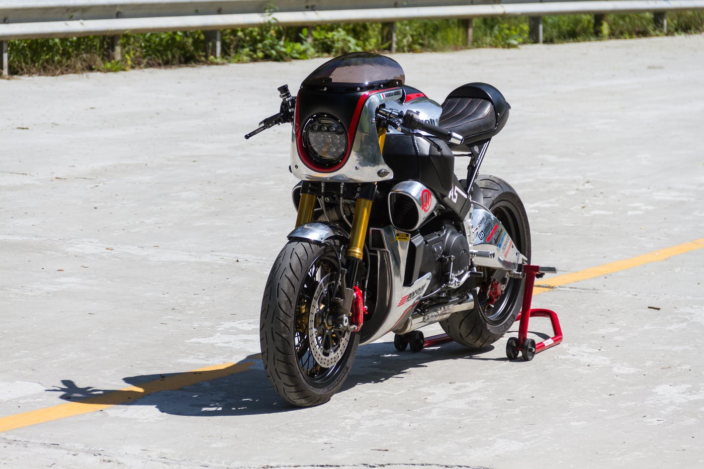 Buell XB12 by Greaser Garage