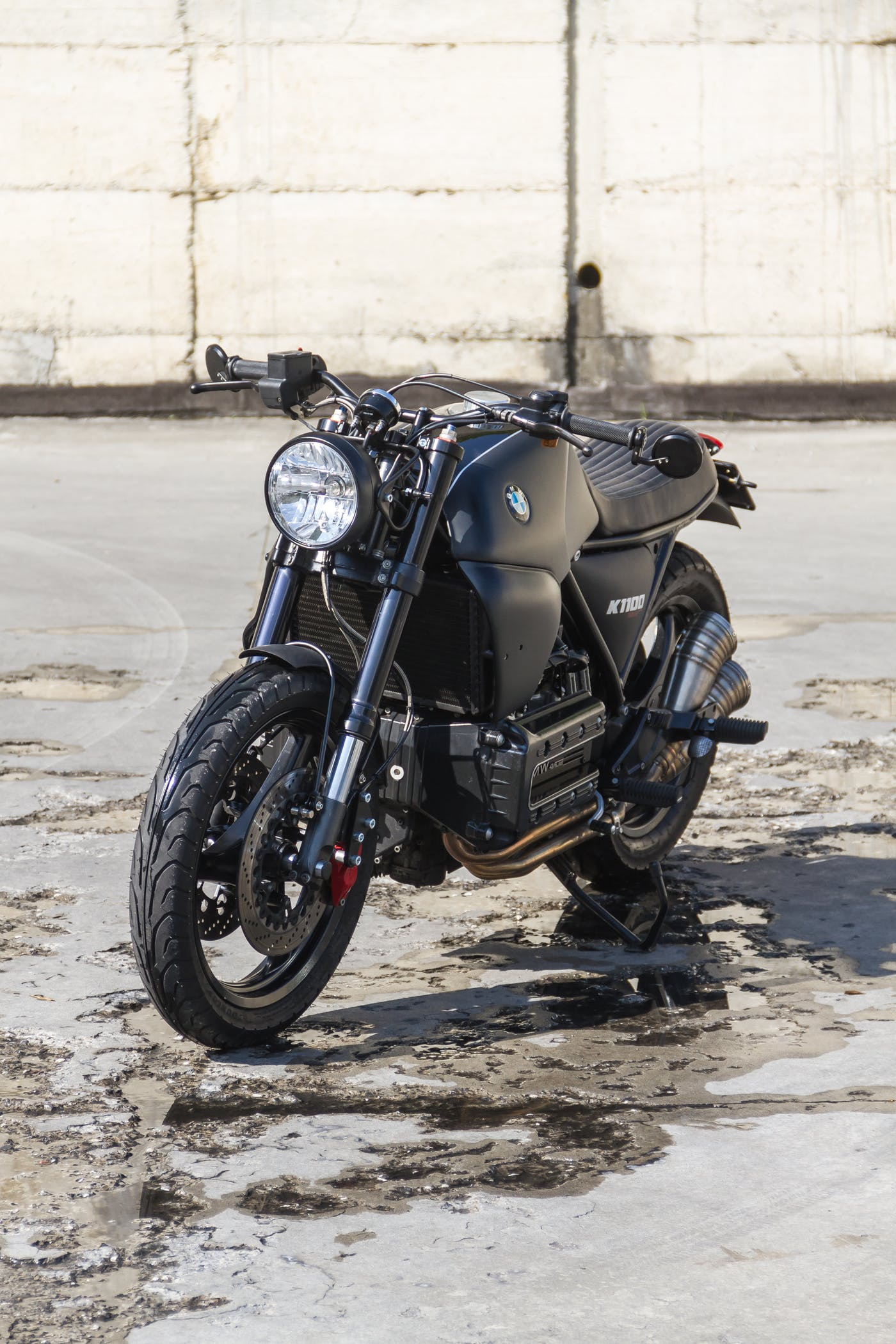 BMW K1100 by Greaser Garage