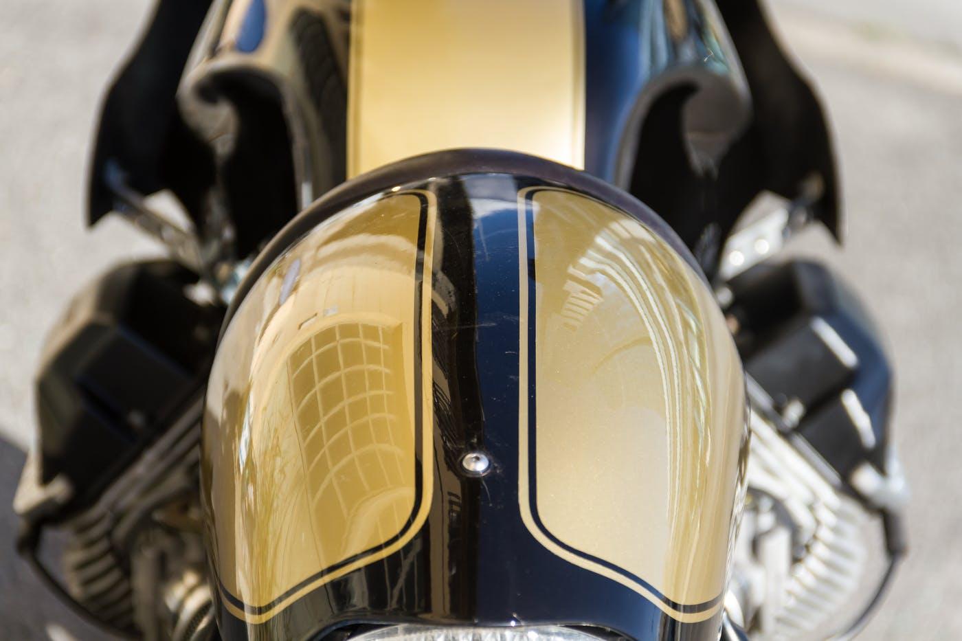 Guzzi V11 by Greaser Garage