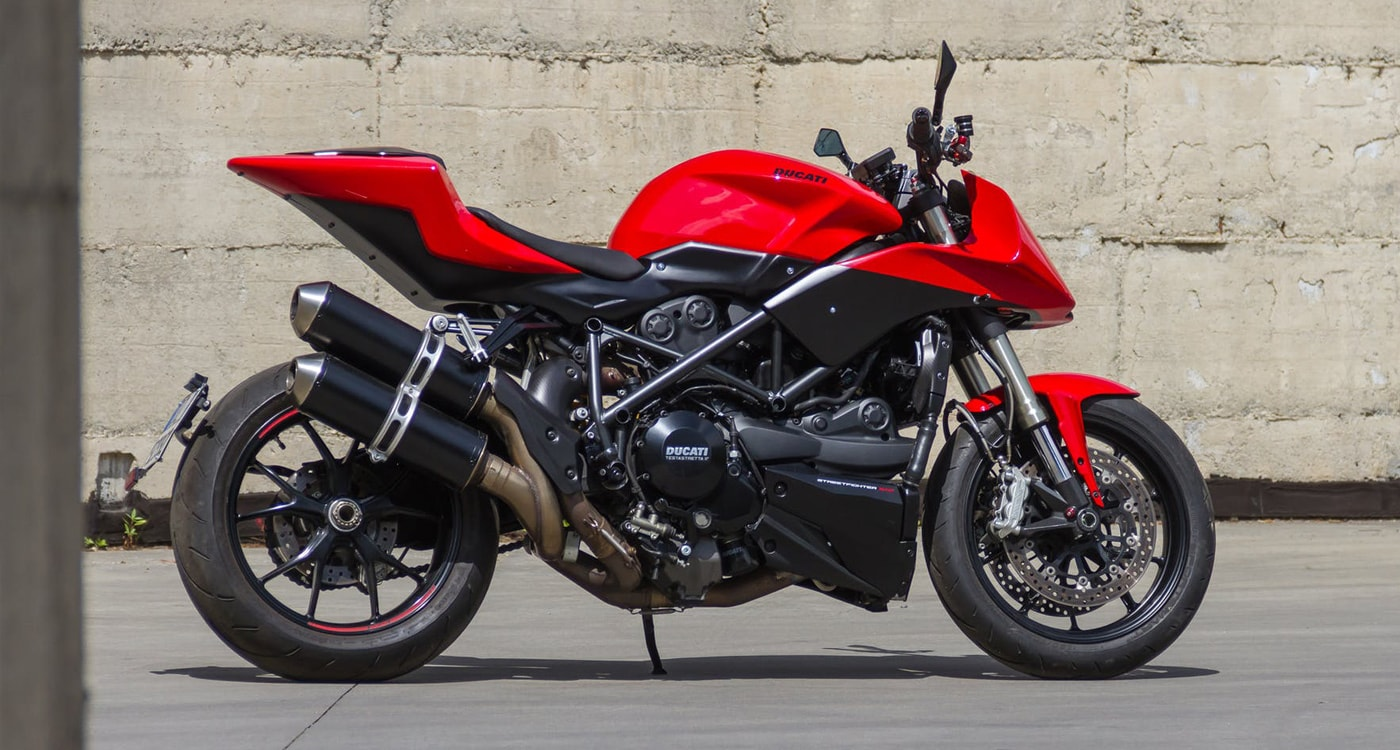 Ducati Streetfighter by Greaser Garage