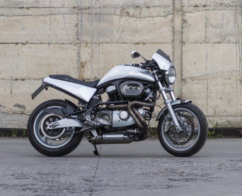 Buell m2 Cyclone by Greaser Garage