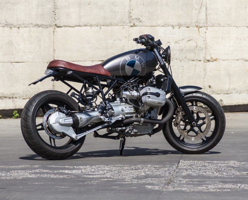 BMW R1150 by Greaser Garage