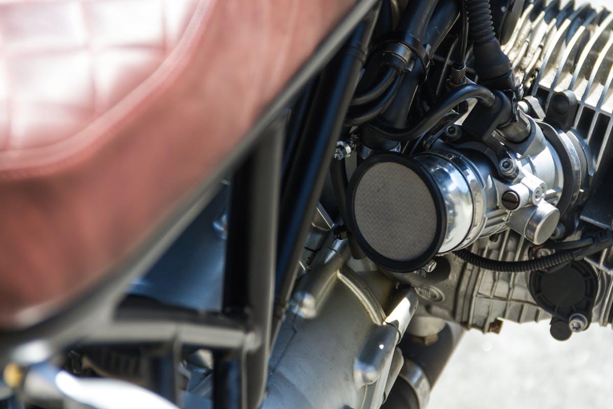 BMW R1150 by Greaser Garage