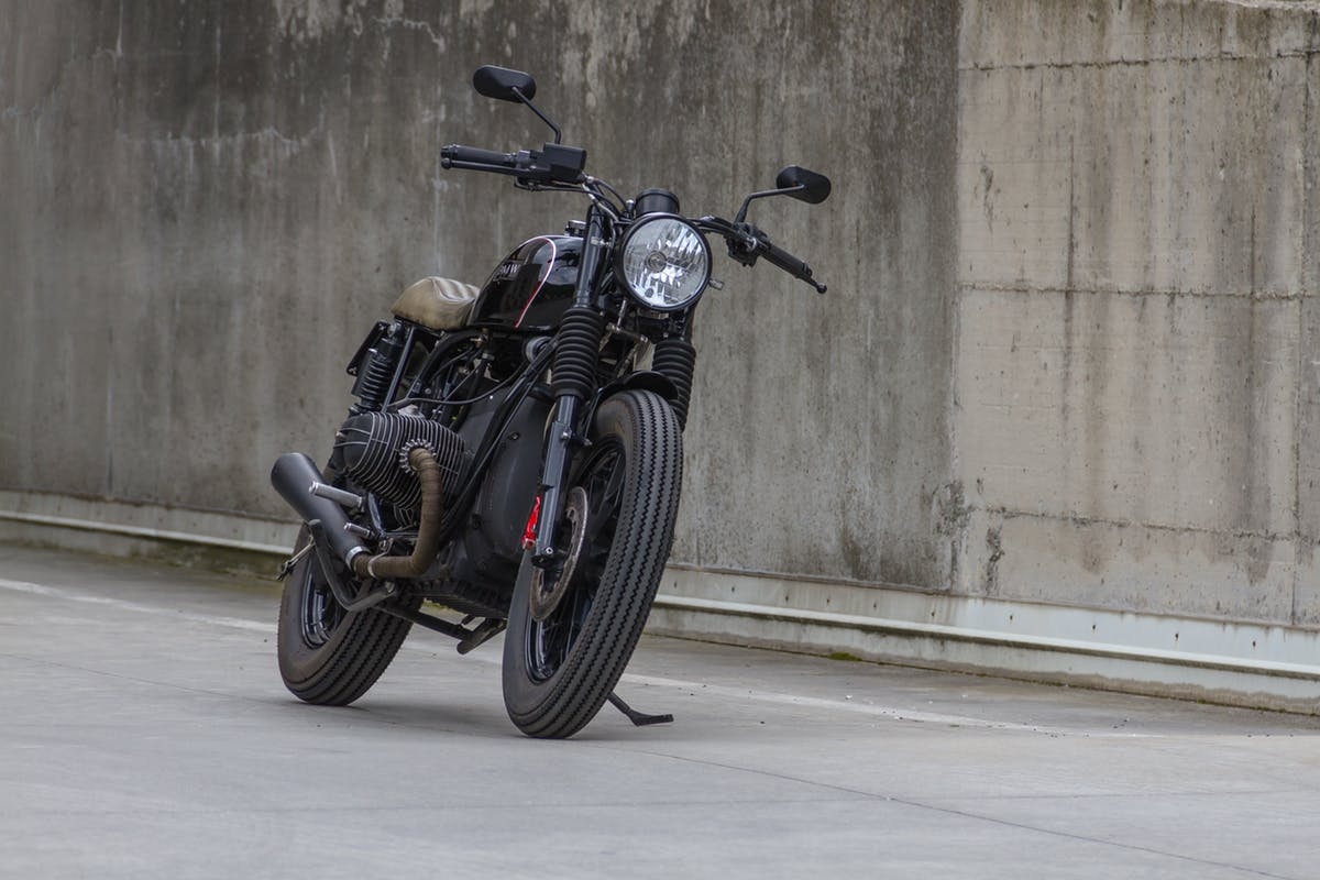 BMW R65 by Greaser Garage