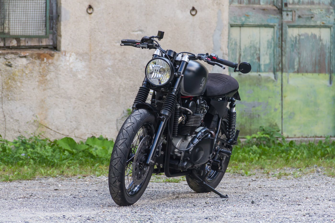 Triumph Thruxton by Greaser Garage