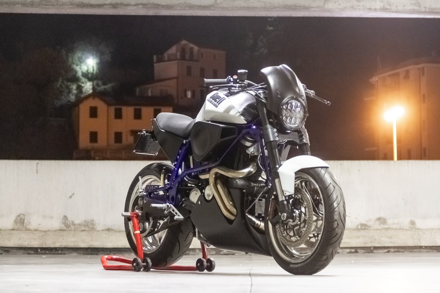 Buell X1 by Greaser Garage