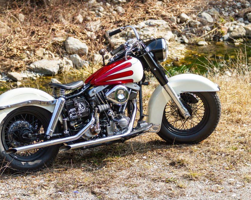Harley Davidson FX by Greaser Garage