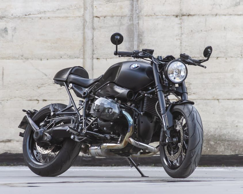 Bmw Ninet by Greaser Garage